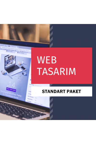 Web Tasarım ( STANDART PAKET )