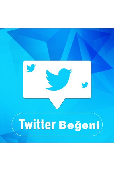 Twitter 1000 Beğeni