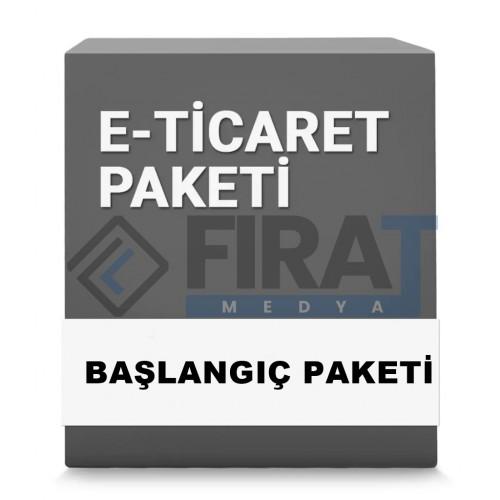 E-ticaret Sitesi ( Başlangıç )