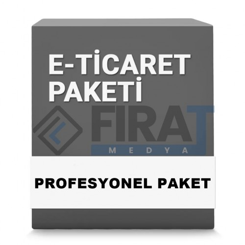 E-ticaret Sitesi ( Profesyonel )